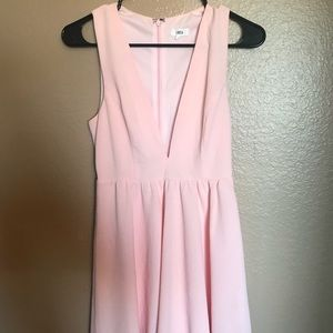 Lucca light pink dress